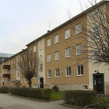 bild på bytta fönster på Fjärdingsgatan 5